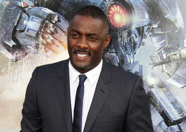 Luther star Idris Elba admits he struggles to get the ladies