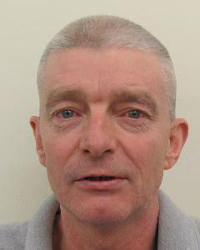 Ian John McLoughlin (Picture: PA)