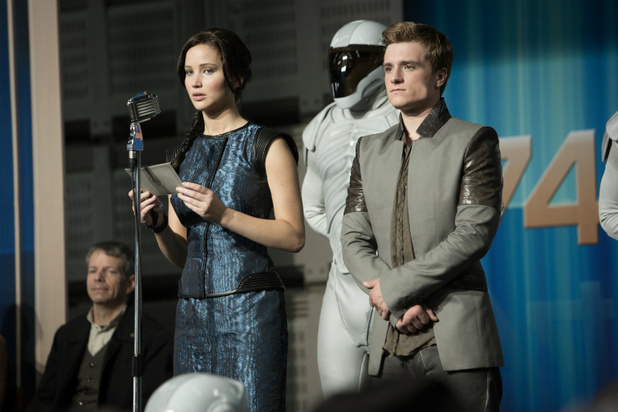 The Hunger Games: catching Fire stills