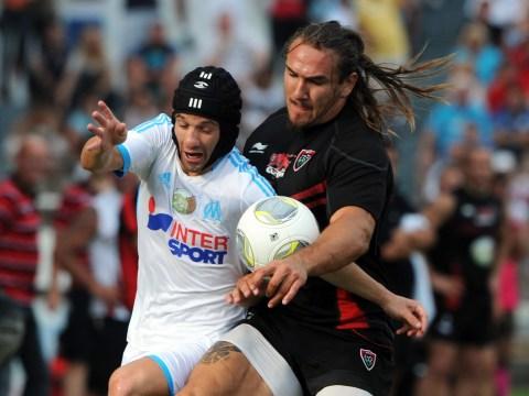 Marseille edge Toulon 36-35 in bizarre 'half football half rugby' match