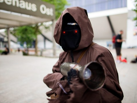 Star Wars Celebration: The best cosplay in the galaxy