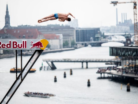 Gallery: Red Bull Cliff Diving World Series 2013