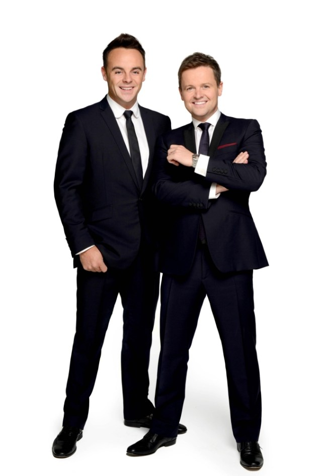 I'm A Celeb hosts Ant and Dec want knickers thrown at them on Takeaway On Tour