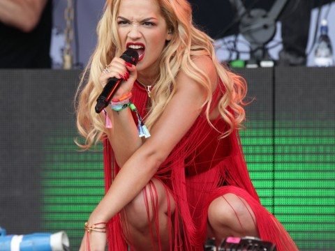 Rita Ora denies fall out with 'wifey' Cara Delevingne as she declares her love for the model