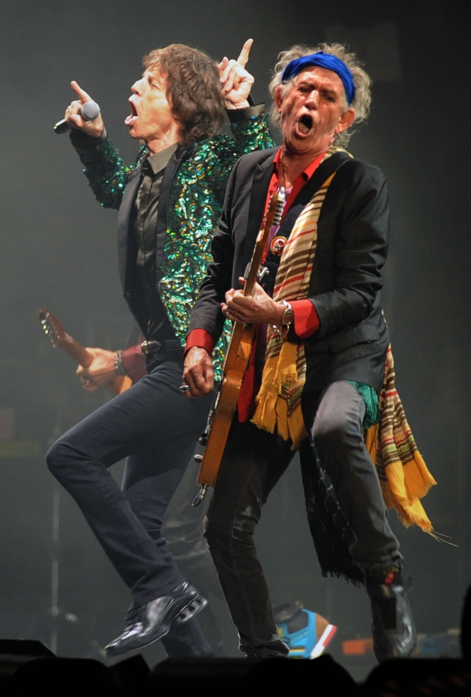 The Rolling Stones join Bon Jovi and more acts for British Summer Time