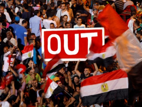 Gallery: Egypt activists call for Mohammed Morsi to resign as protests continue