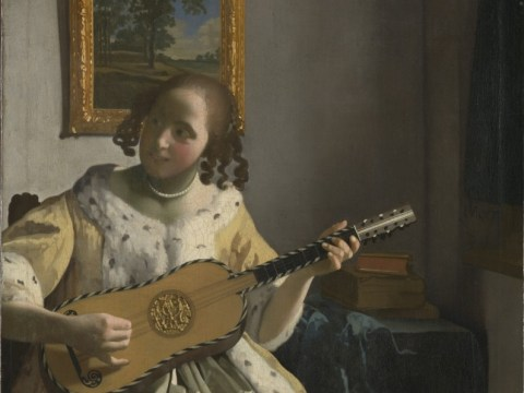 National Gallery's Vermeer show is no blockbuster but he's still a league apart