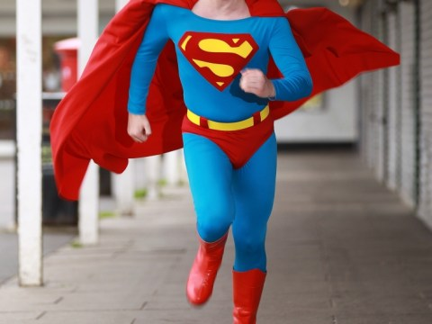 Superman fan turns real-life crime fighter after tackling shoplifter
