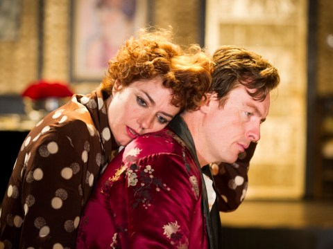 Anna Chancellor and Toby Stephens prove irresistible in Private Lives