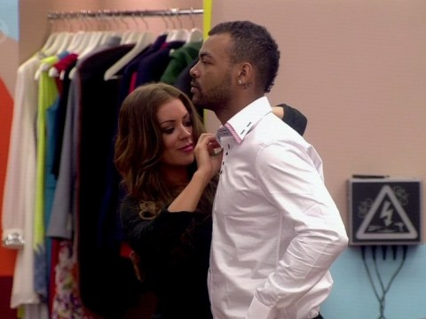 Big Brother flirts Daley Ojuederie and Hazel O'Sullivan ramp things up a notch