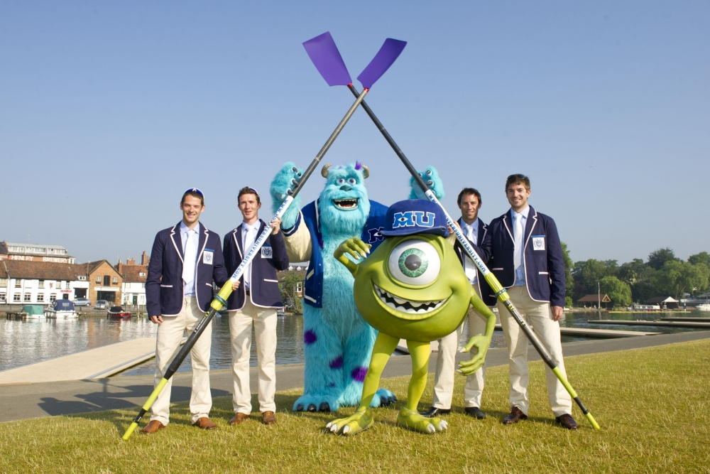 Team Monsters University, Henley Regatta