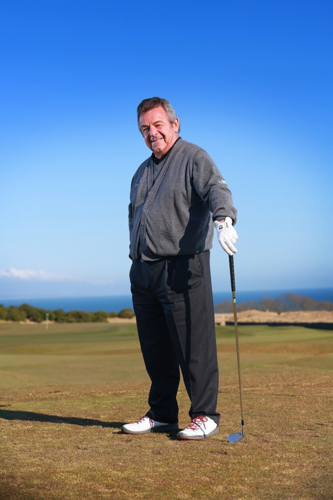 Tony Jacklin is the most successful European Ryder Cup captain of all time (Picture: Kevin Murray)