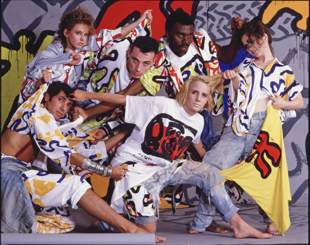 Travel back to 1980s London at the V&A's Club To Catwalk exhibition