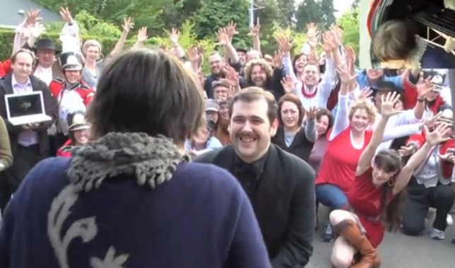Top 10: Marriage proposal videos on YouTube that end with a 'yes'