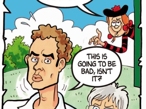 Wimbledon champion Andy Murray appears in The Beano – and don't forget mum Judy!