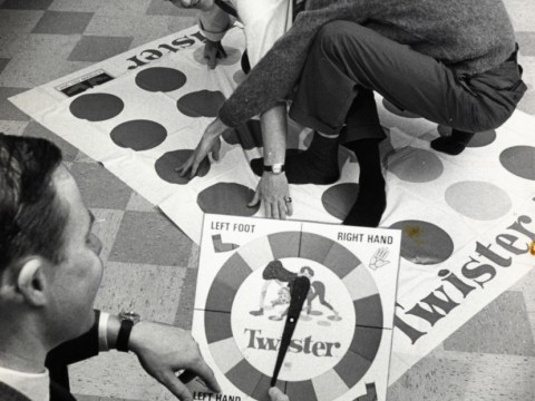 Inventor of Twister Charles Foley dies, aged 82