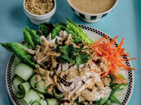 How to cook Matt Tebbutt's bang bang chicken salad