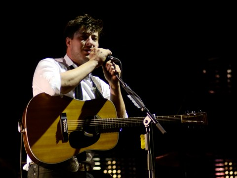 T In The Park 2013: Mumford & Sons rounded off T in the Park's opening evening in a suitably uplifting fashion