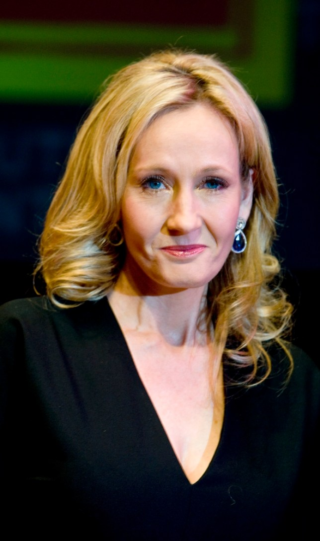 File photo dated 27/09/12 of Harry Potter author JK Rowling who has secretly written a crime novel under a false name. The Sunday Times reported the writer won plaudits for The Cuckoo's Calling, about a war veteran turned private investigator called Cormoran Strike. PRESS ASSOCIATION Photo. Issue date: Sunday July 14, 2013. Rowling used the moniker Robert Galbraith for the book, which was published in April, and was only rumbled after the newspaper investigated how a first-time novelist could produce such an assured debut work.  See PA story ARTS Rowling. Photo credit should read: Ian West/PA Wire