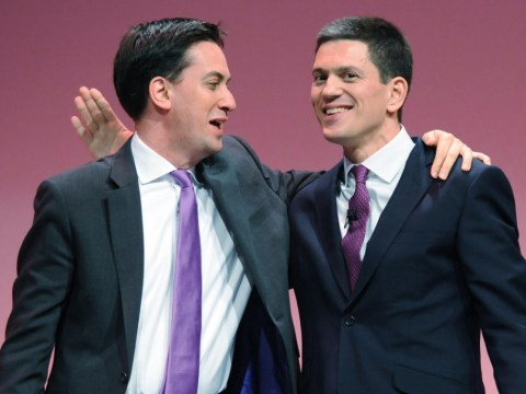 David Miliband: I've started to forgive Ed – and Labour should try to win majority