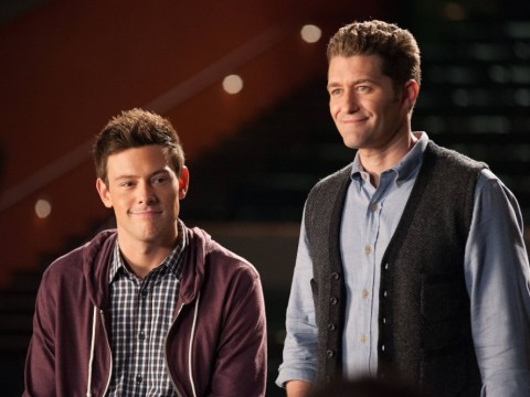 Matthew Morrison pays emotional tribute to Glee co-star Cory Monteith