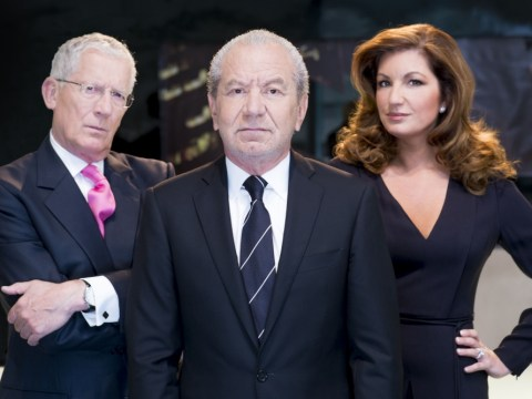 What a sweetie: Lord Sugar actually doesn't like firing people says Claude Littner