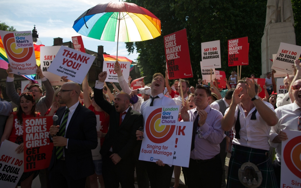 Gay marriage legislation: A great reflection of the UK today