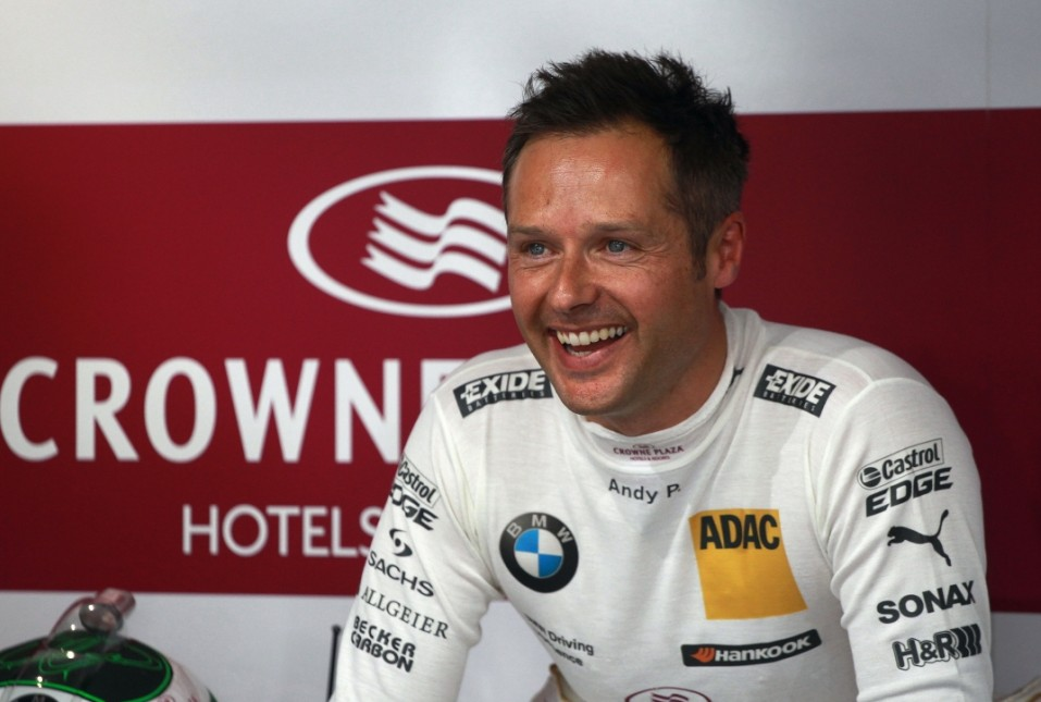 Metro's Andy Priaulx insists he never lost faith in his ability after first points finish of the season