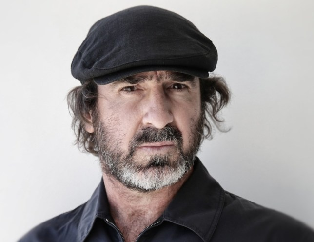 CANNES, FRANCE - MAY 20:  (EDITORS NOTE: This image was processed using digital filters) Eric Cantona poses during 'Les Recontres D'Apres Minuit' Portrait Session as part of the 66th Annual Cannes Film Festival at Nespresso Beach on May 20, 2013 in Cannes, France.  (Photo by Vittorio Zunino Celotto/Getty Images)