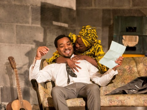 Chiwetel Ejiofor is a captivating tragic hero in Young Vic's A Season In The Congo