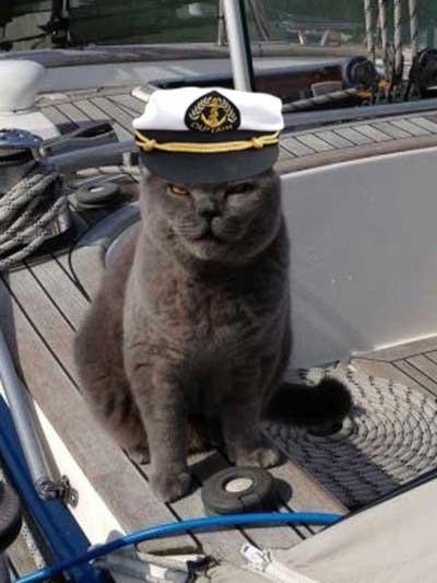 Captain Buxton