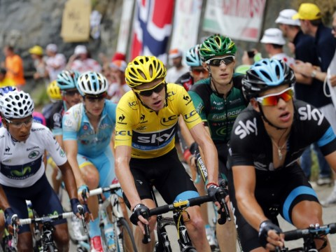 Gallery: Tour de France 18th July 2013