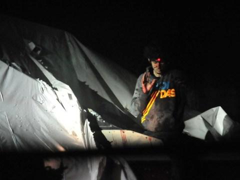 Dzhokhar Tsarnaev: New image of bloody Boston bomb suspect released