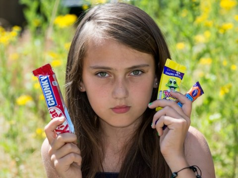 Holli McCann, 11, is kicked off Isle of Wight school trip – for eating chocolate