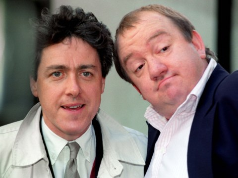 Mel Smith and I didn't have a lot in common, admits comedy partner Griff Rhys Jones