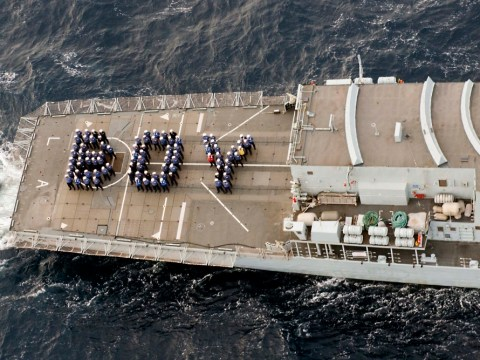 Armed forces congratulate Duke and Duchess of Cambridge on birth of baby boy