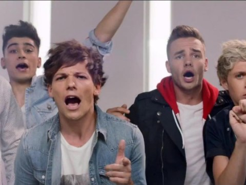One Direction's Best Song Ever fails to knock Avicii from No. 1