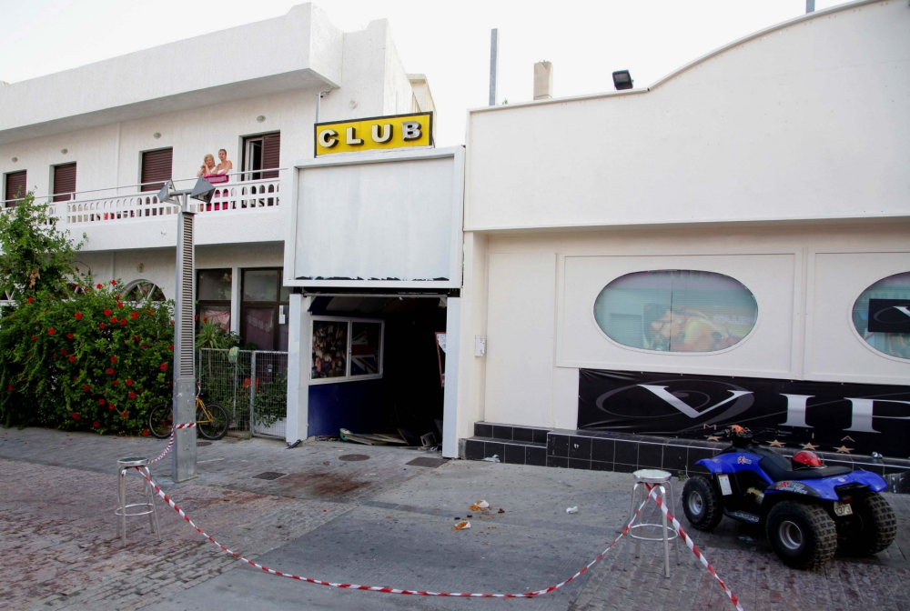 British tourist stabbed to death in Crete party resort of Malia – 18 arrested