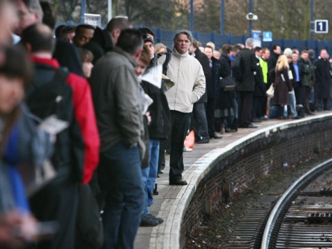 Rush hour crush: One in five forced to stand on trains during rush hour