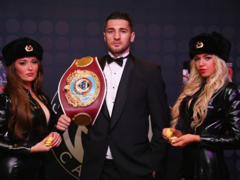 Nathan Cleverly happy to play Russian roulette against big-punching Sergey Kovalev
