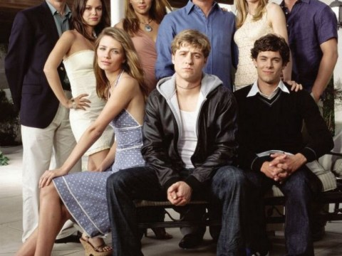 Rachel Bilson gives The O.C. return a big thumbs up