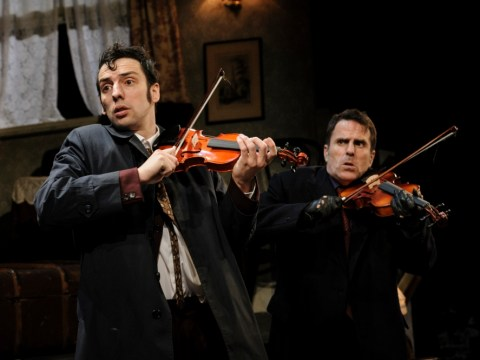 New-look The Ladykillers still has the gangland style