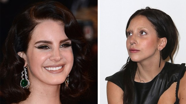 Lana Del Rey has sparked a feud with Lady Gaga (Photo: File)