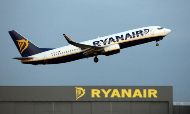 Ryanair voted worst for customer service