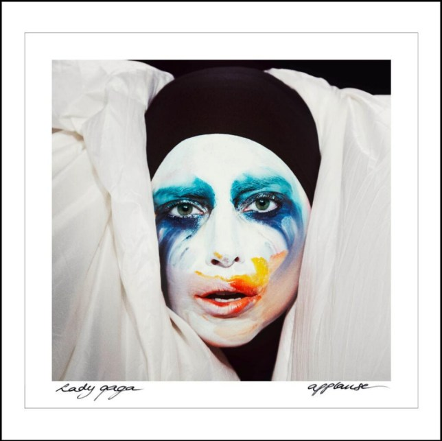 """29.07.13 Lady Gaga Tweets: """"Artwork for new single 'Applause' in HQ."""" Pictured: Lady Gaga PLANET PHOTOS www.planetphotos.co.uk info@planetphotos.co.uk +44 (0)20 8883 1438"""