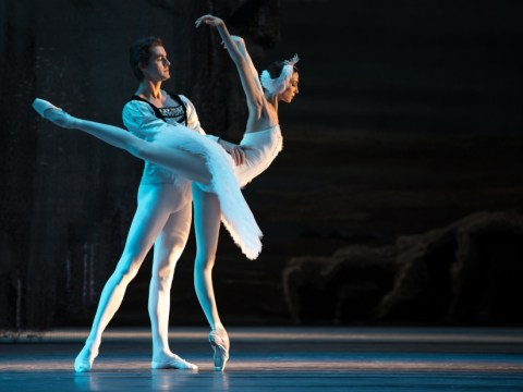 Bolshoi survives choppy waters to produce a classy Swan Lake