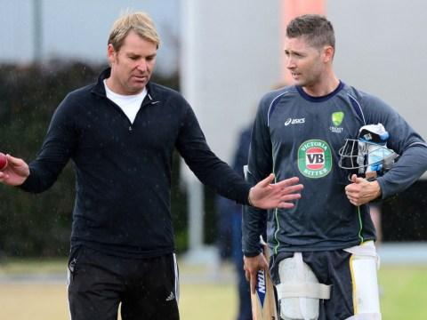 Gallery: Shane Warne trains the Australian cricket team before third Ashes Test
