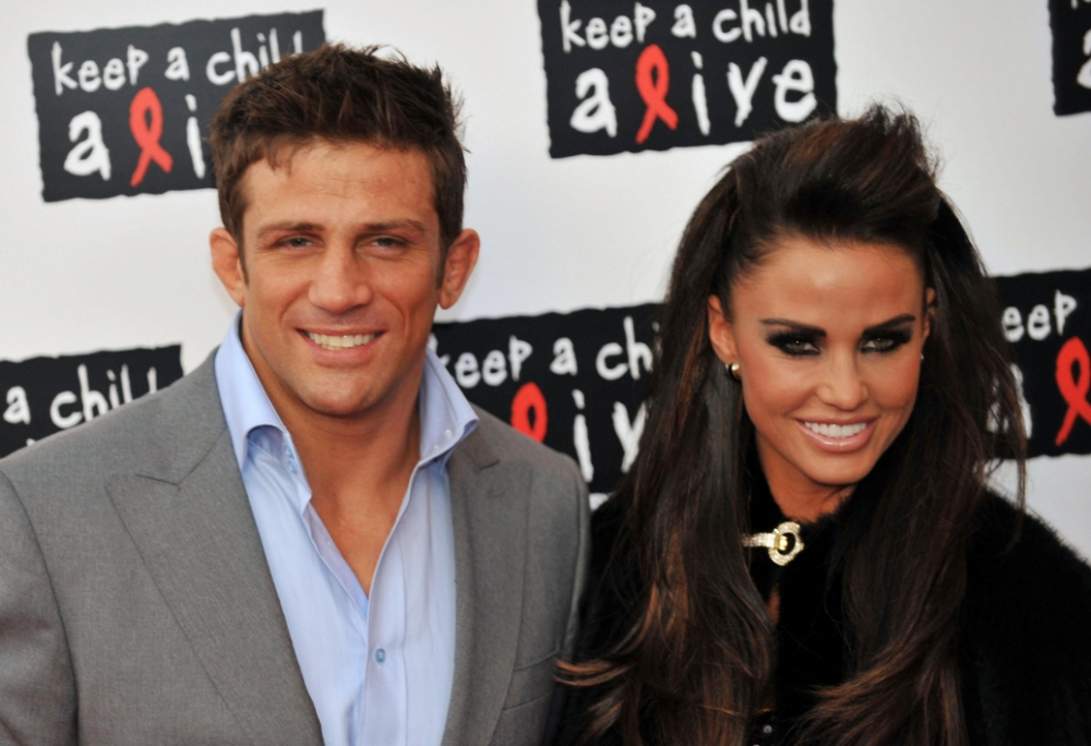 Alex Reid hits back at ex Katie Price for joking he could be transgender on Loose Women