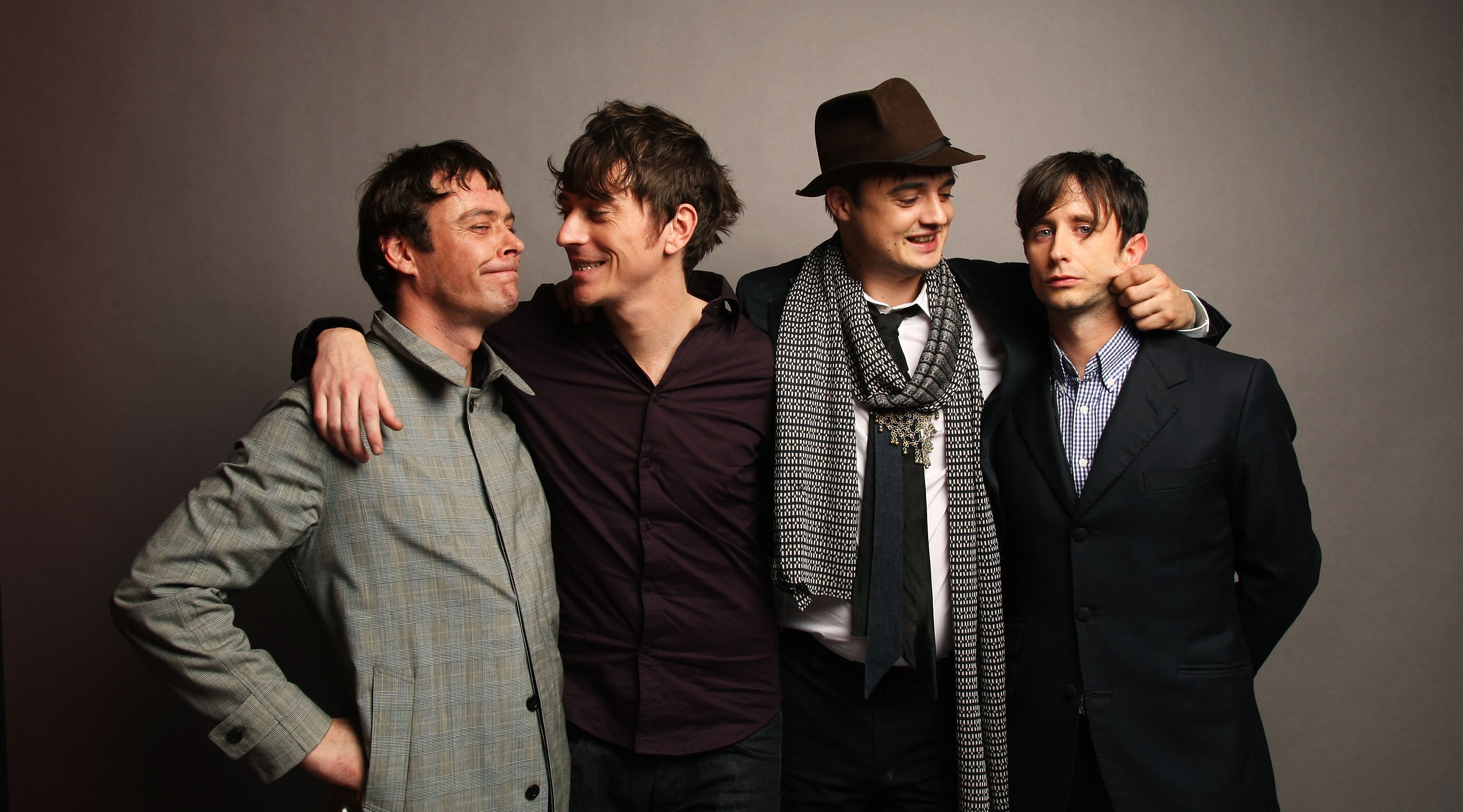 Babyshambles will tour the country following their album release (Picture: Getty)