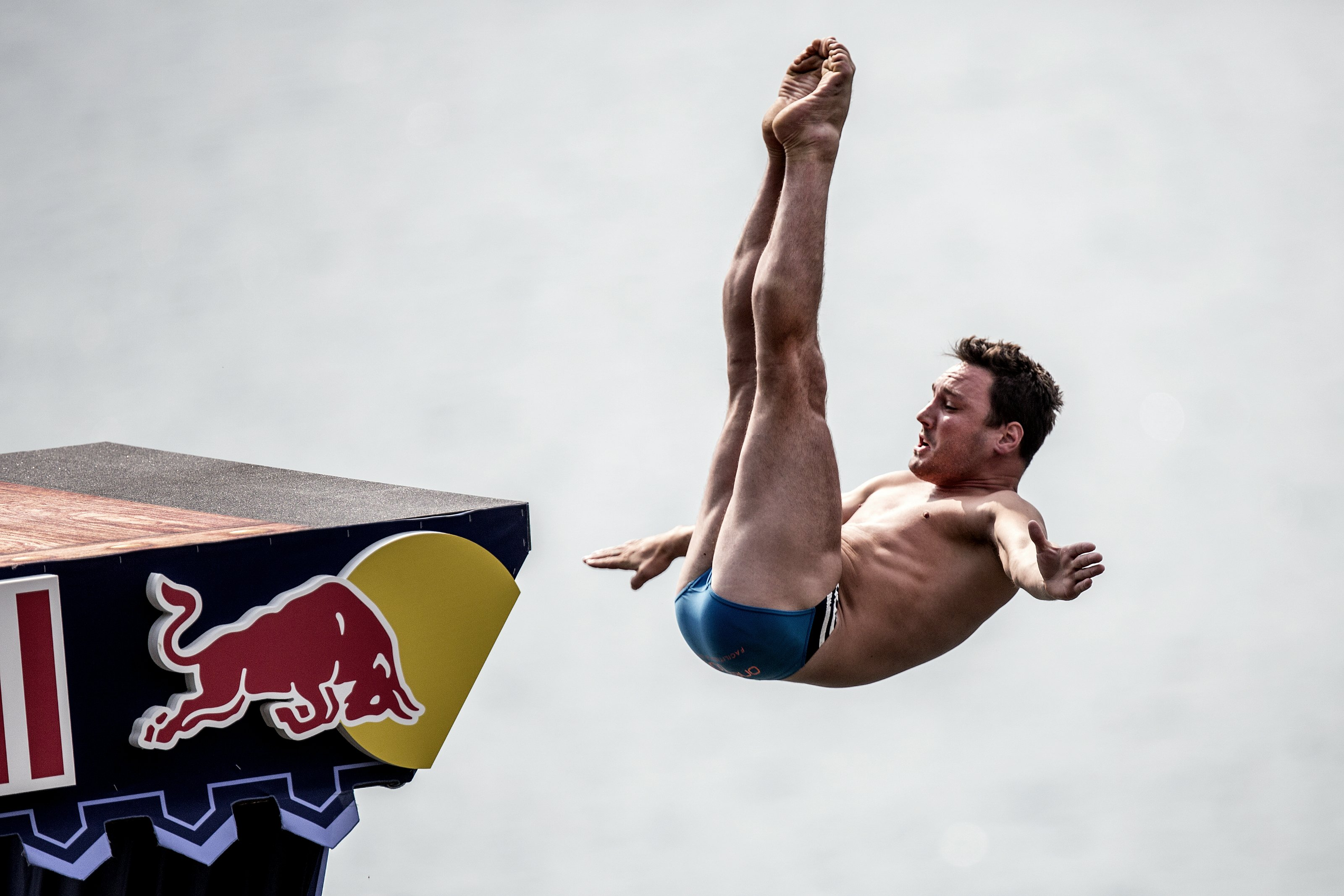 Blake Aldridge Blog: Red Bull Cliff Diving World Series Malcesine mistakes will make me stronger